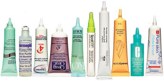 Как замаскировать прищи на лице:  декоративная косметика или народние средства?