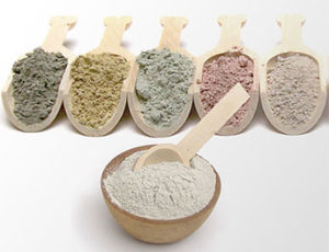 Косметическая глина