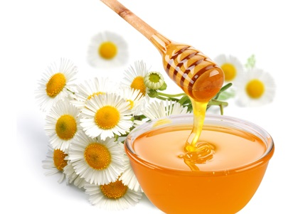 Ромашка с медом