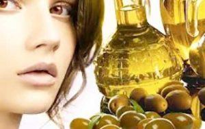 Применение оливкового масла от прыщей