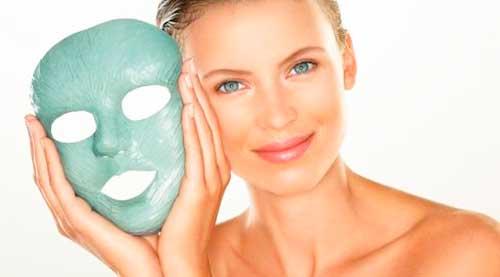 Варианты использования косметической глины