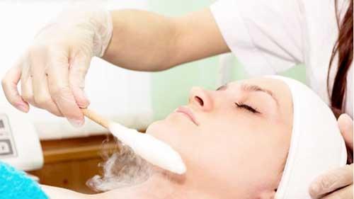 Криотерапия (старый метод)