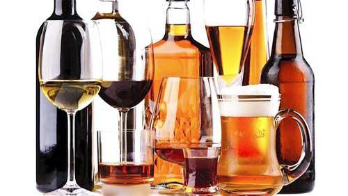 Последствия употребления алкоголя для кожи