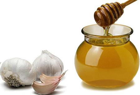 Чеснок и мед для лечения прыщей