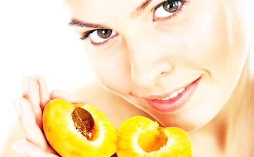 Масло персика от прыщей на лице