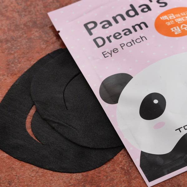 «Panda's Dream Eye Patch» от Tony Moly патчи под глаза