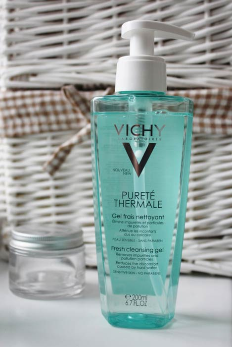«Purete Thermale Fresh Cleansing Gel» от Vichy