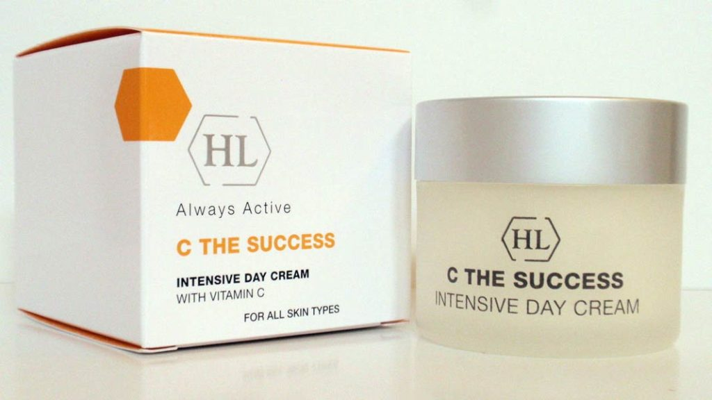 Holy Land Cosmetics C the Success Intensive Day Cream
